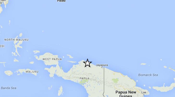 Indonesia scossa di terremoto magnitudo 7