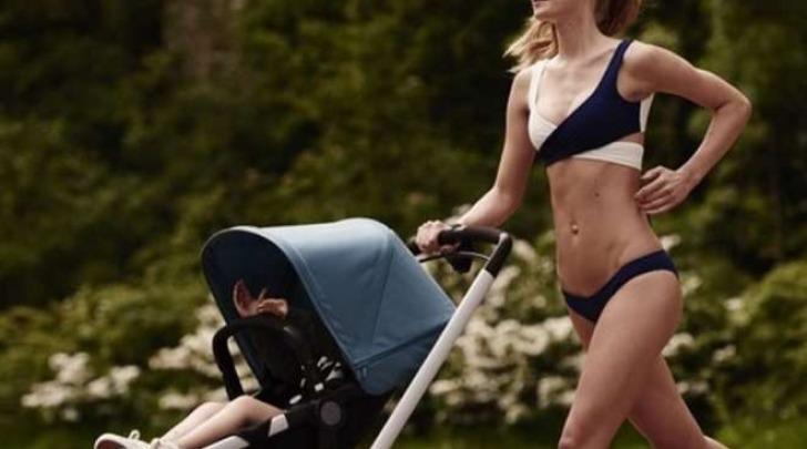 Ymre Stiekema jogging passeggino