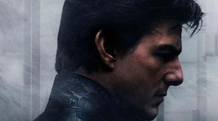 Tom Cruise Mission Impossible Rogue Nation