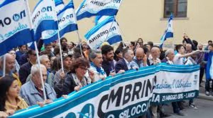 Manifestazione No Ombrina