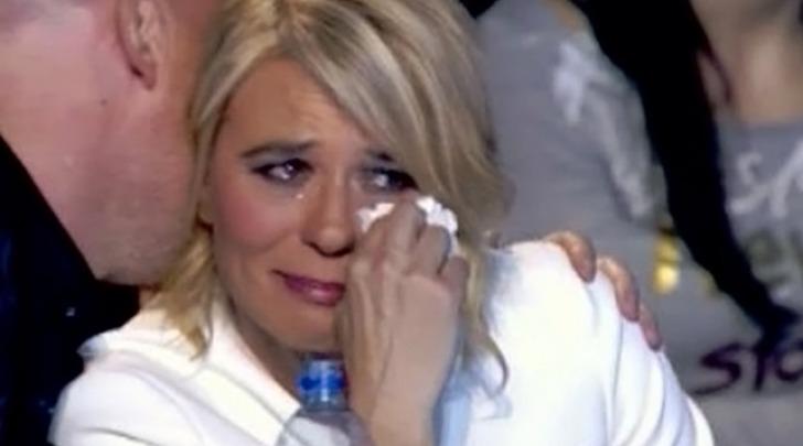 Maria De Filippi Piange da Video