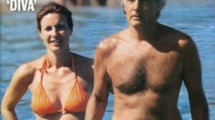 Massimo Giletti,Alessandra Moretti