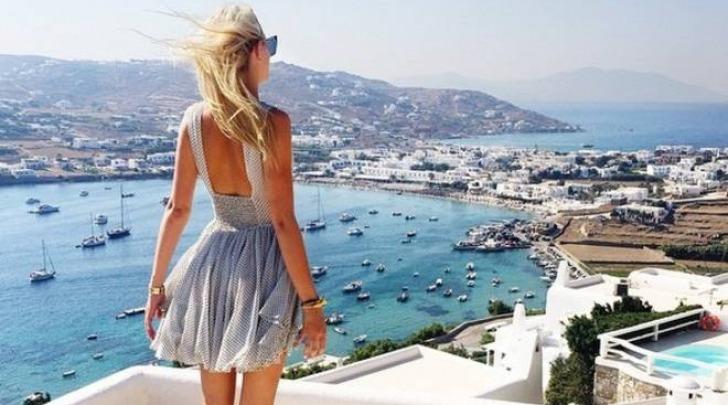 Olympia di Grecia su Instagram