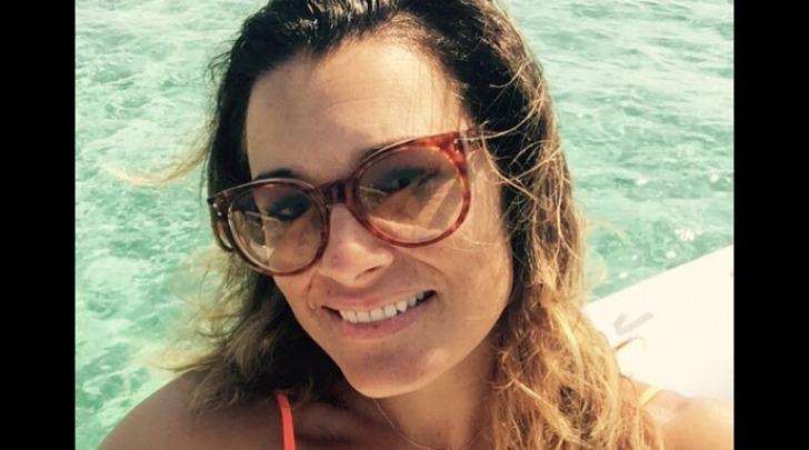 Alena Seredova Sexy Bikini
