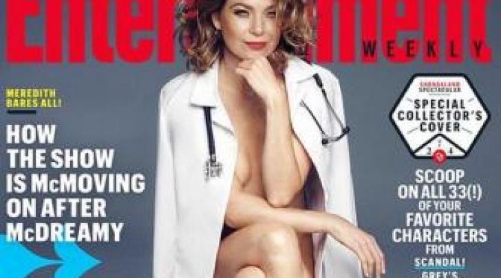 Dottoressa Meredith Grey, Ellen Pompeo