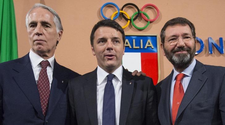 Olimpiadi Roma - foto da facebook