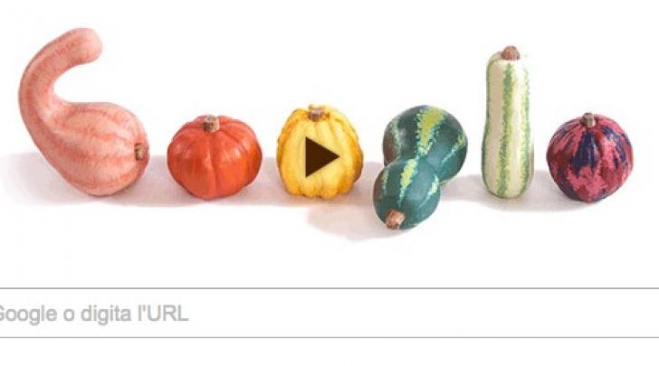 Equinozio di autunno, il doodle di Google