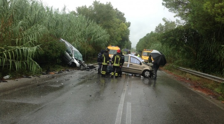 Incidente-foto ansa