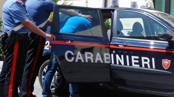 Arresto furto d'auto