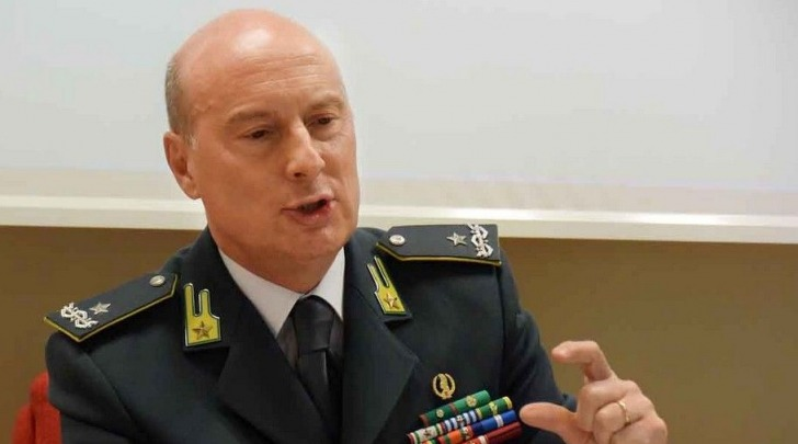Paolo Balzano, nuovo comandante provinciale Teramo