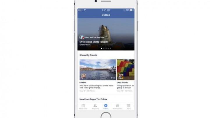 facebook sfida Youtube