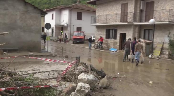 alluvione Canistro