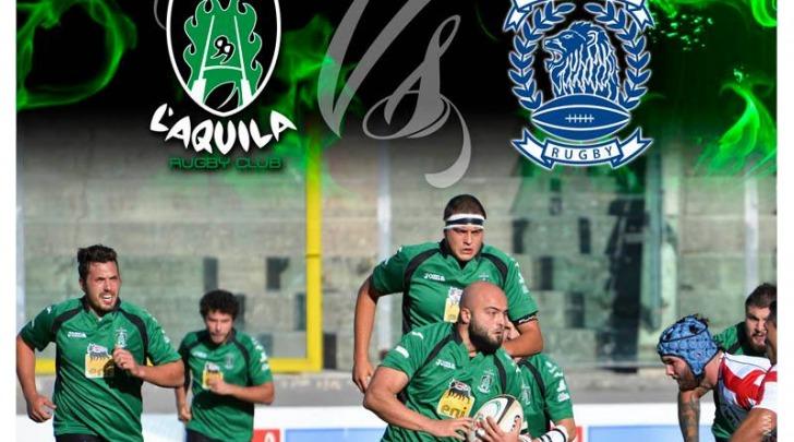 L'Aquila Rugby-Mogliano