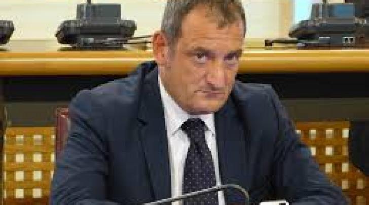 Giorgio D'Ignazio, capogruppo del Nuovo Centrodestra.