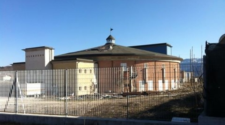 centro polifunzionale paganica