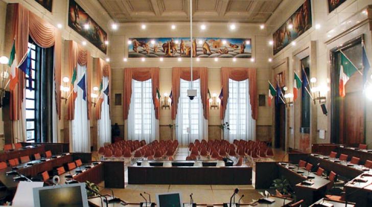 Aula consigliare Pescara