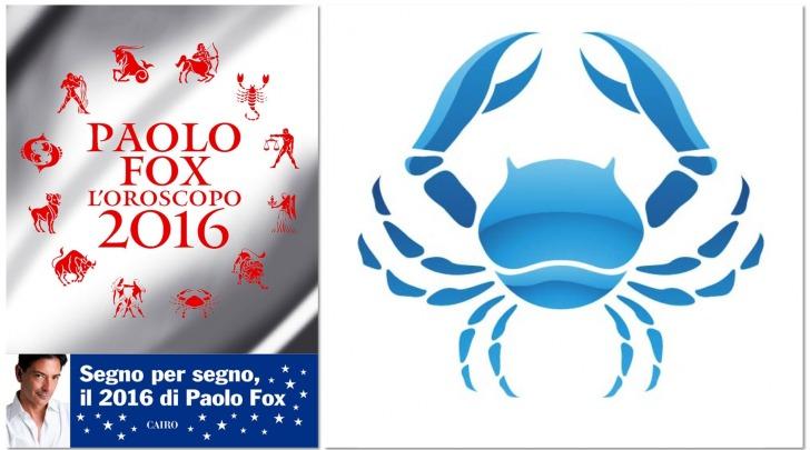 CANCRO - Oroscopo 2016 Paolo Fox
