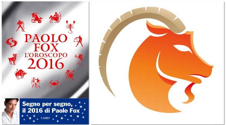 CAPRICORNO - Oroscopo 2016 Paolo Fox
