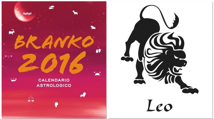 LEONE - Oroscopo 2016 Branko
