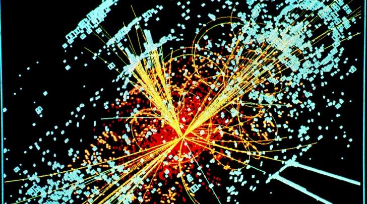 Scoperta del Bosone di Higgs del 2012