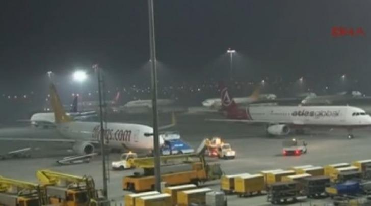 esplosione in aeroporto