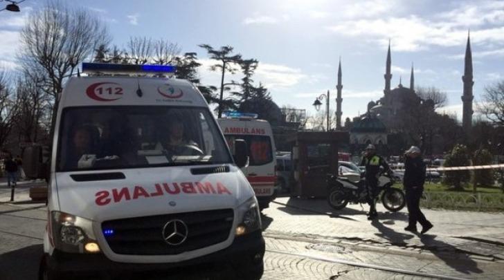 Esplosione a Istanbul