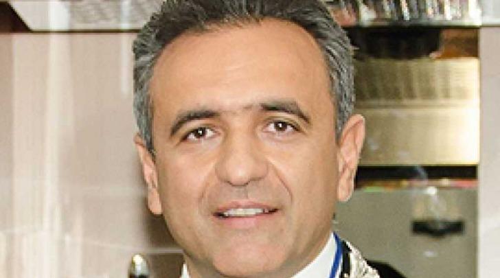 Tenente Colonnello Antonio Servedio,