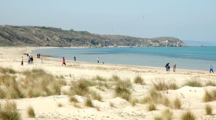 Spiaggia d'argento