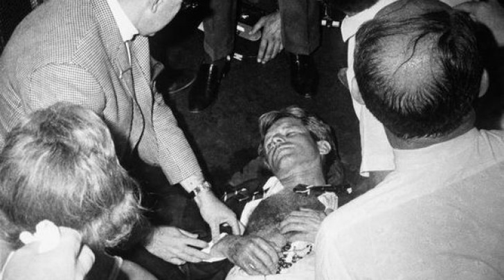 Assassinio Robert Kennedy