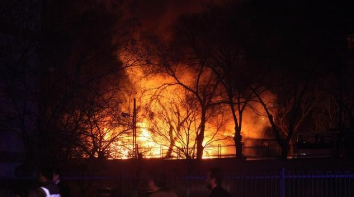 Esplosione ad Ankara