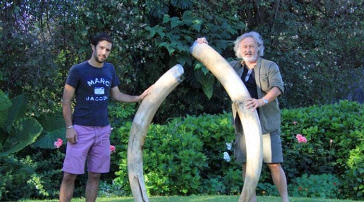 Claudio e Massimiliano Chiarelli - foto da Facebook