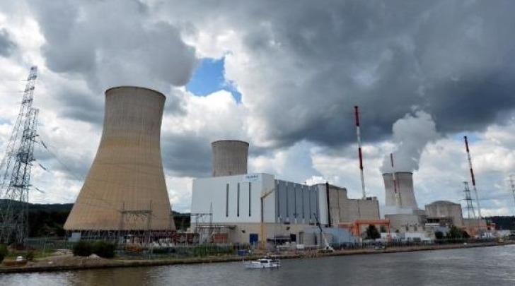 La centrale nucleare di Liegi