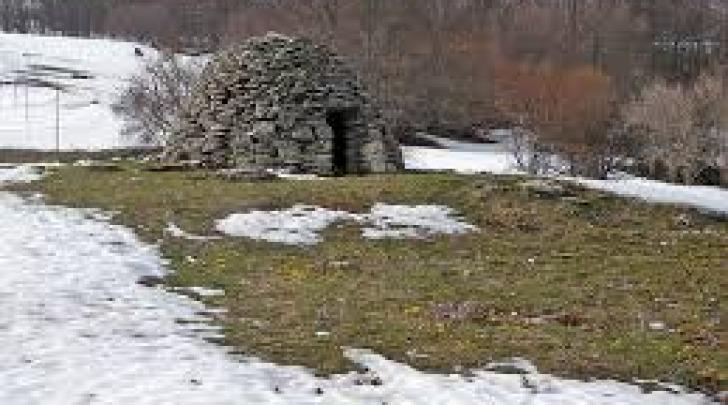 Tholos - monte Girella