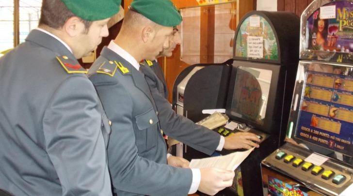 "Gdf Genova, Operazione ""Jackpot"""