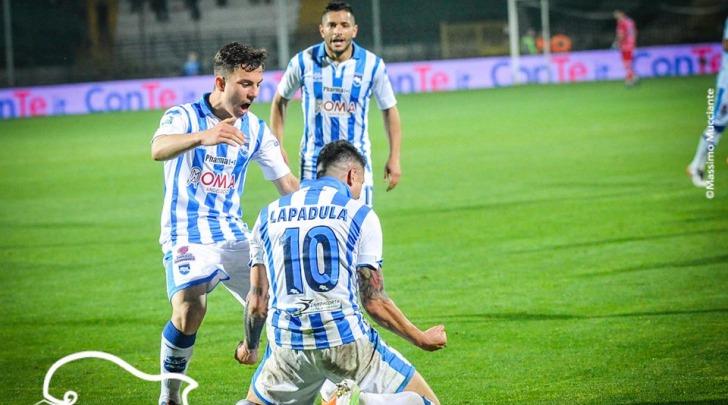 Lapadula - facebook Pescara Calcio