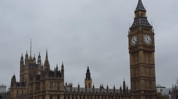 Big Ben di Londra