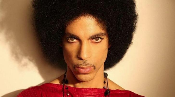 Prince - foto da instagram