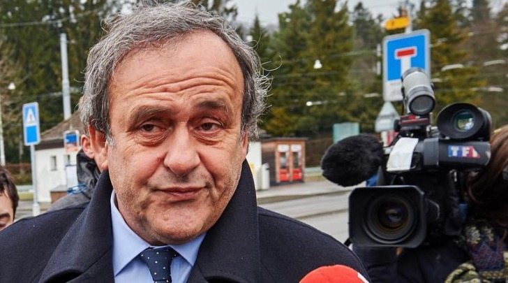 Michel Platini - foto da instagram
