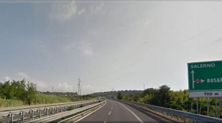 A3 Salerno-Reggio Calabria, tra Mileto e Rosarno