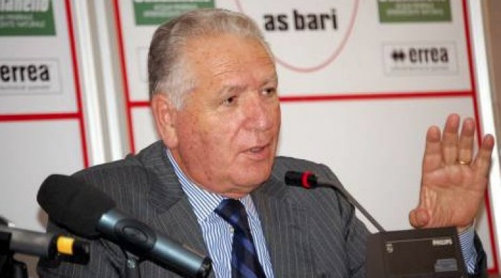 Vincenzo Matarrese, imprenditore e storico presidente del Bari