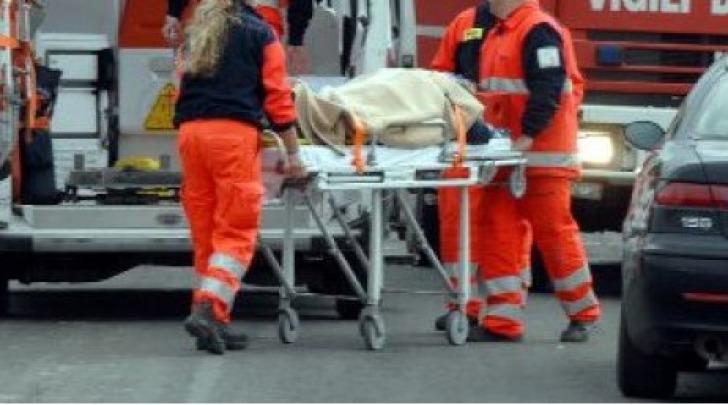 Un Ambulanza
