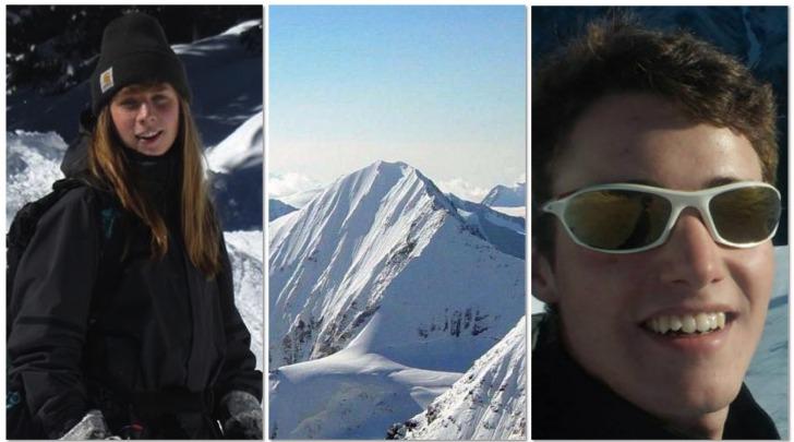 Debora Meneghini e Davide Zanon - foto da fb
