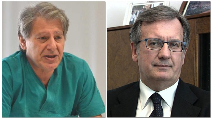Renato Galzio e Rinaldo Tordera