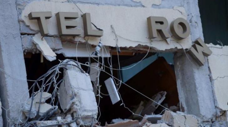 Terremoto, L'Hotel Roma ad Amatrice