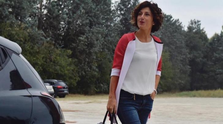 La neoassunta professoressa Agnese Renzi