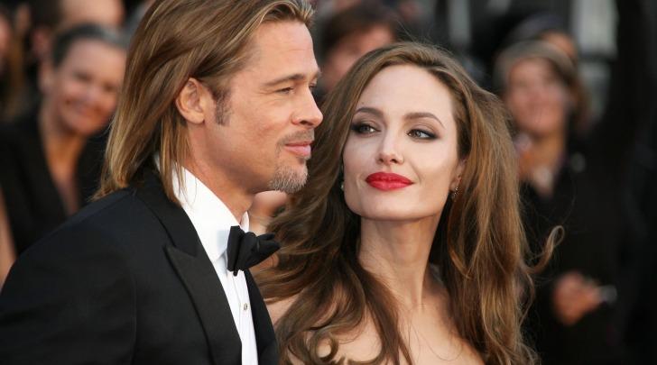 Angelina Jolie e Brad Pitt - foto da instagram @brangelinaofficial