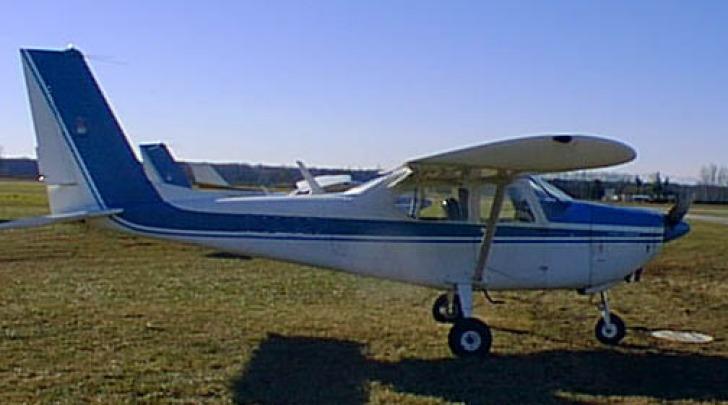 aeroplano privato , foto da Gdf Torino