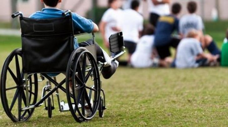 studente disabile - foto di repertorio