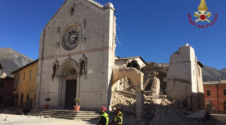 Basilica di San Benedetto a Norcia