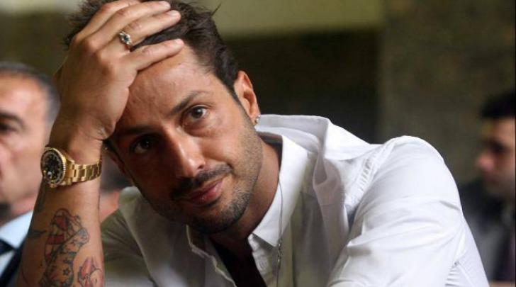 Fabrizio Corona - foto di repertorio